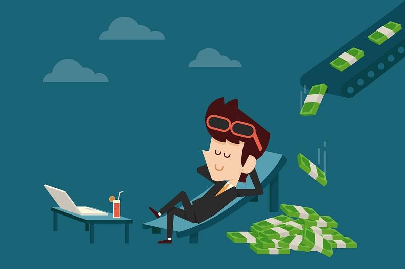 Как создать пассивный доход и обрести финансовую независимость